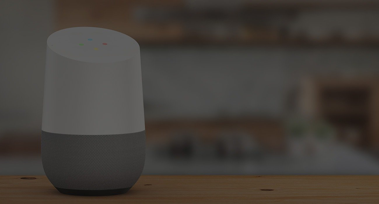 Ok Google, tell me about voice technology within construction and interiors marketing